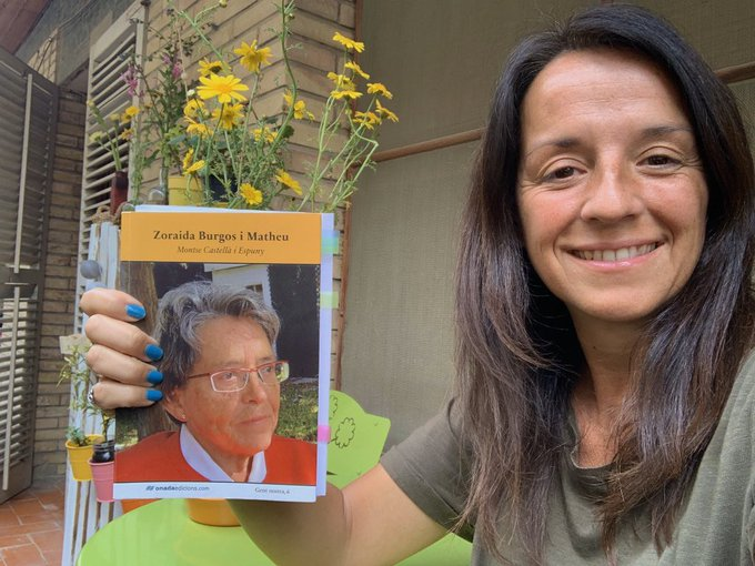 "🔊 ""Vols venir a la meva barca? 139"": Montse Castellà – ""Zoraida Burgos i Matheu"" (i entrevista a Zoraida Burgos)"
