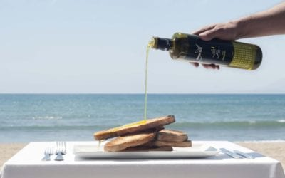 """? Pau Serra: """"L'oli està agradant i la gent torna per comprar-ne més"""""""