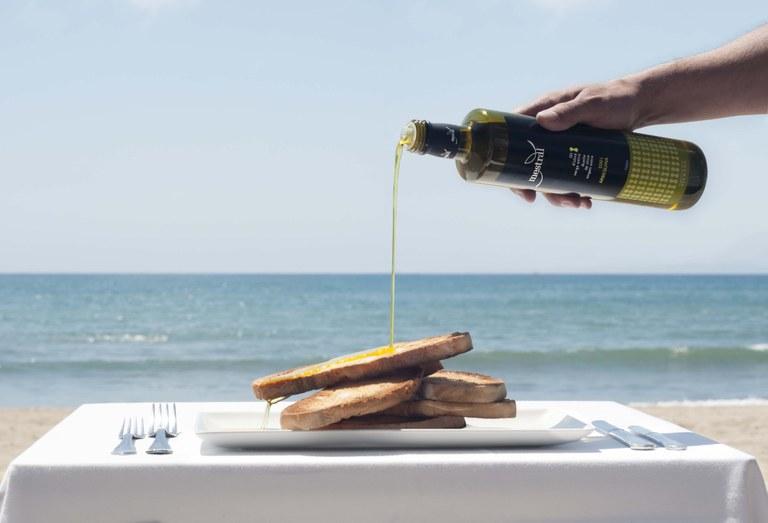 """🔊 Pau Serra: """"L'oli està agradant i la gent torna per comprar-ne més"""""""