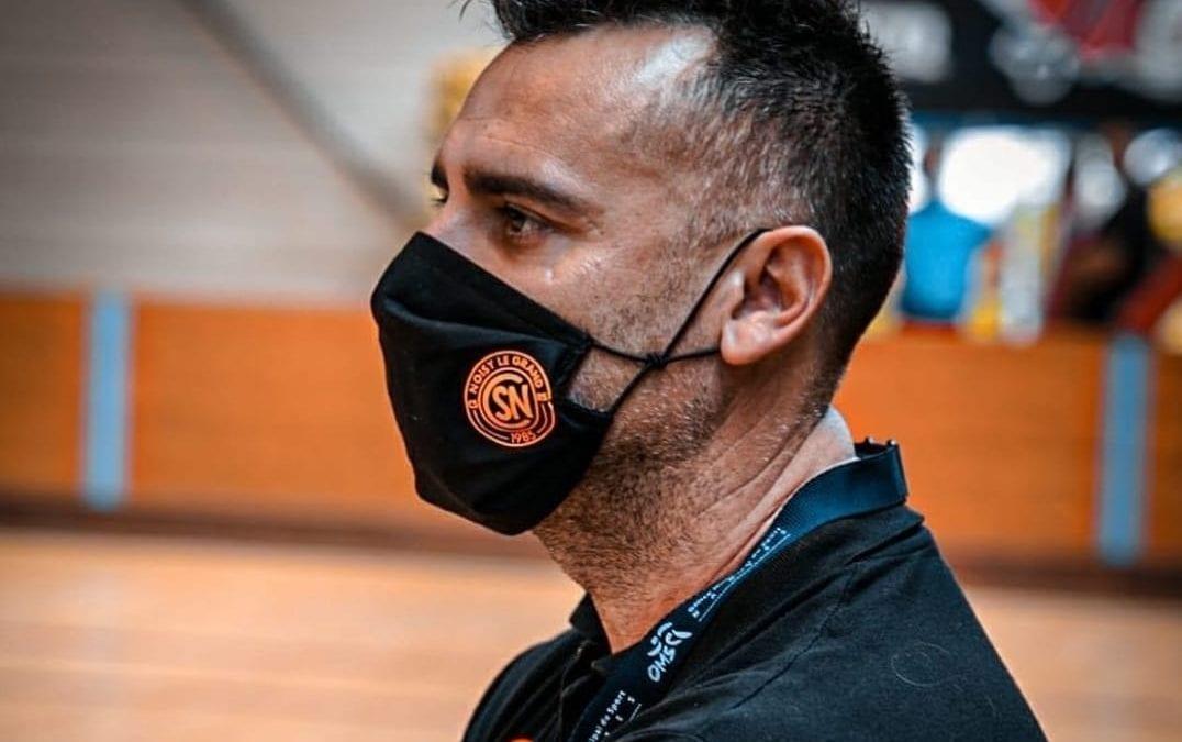 """🔊 Xoc d'estics 30 –  Secció: Entrevista a Jordi Expósito """"Sito"""", entrenador del Noisy Le Grand, el campió de Copa francès"""