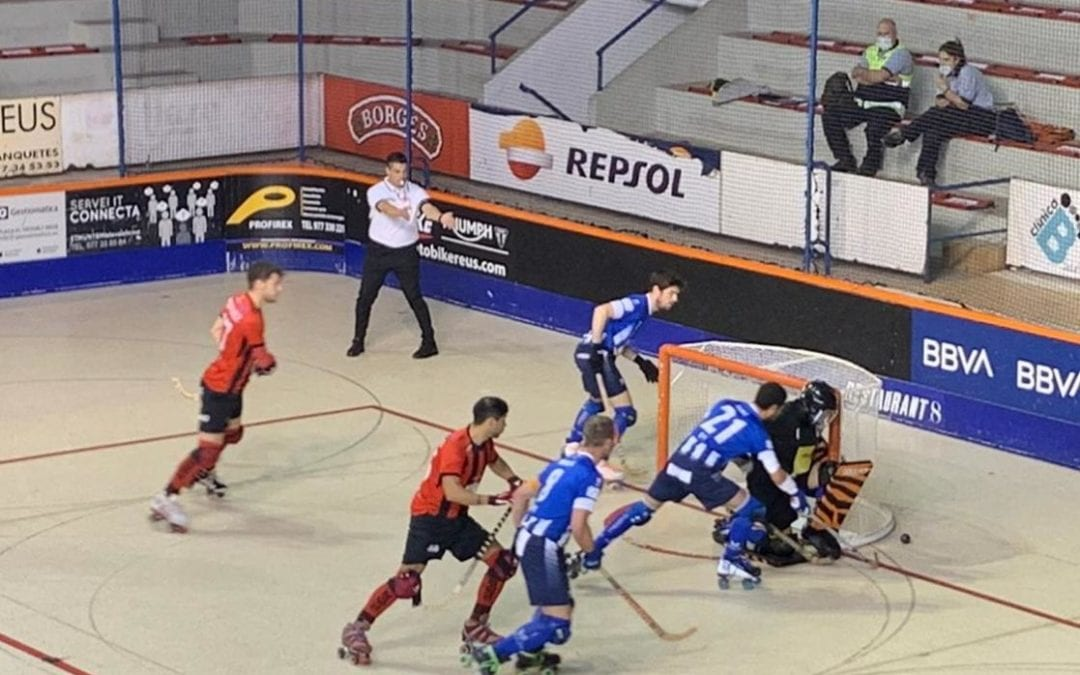 🔊 El Reus Deportiu Miró atropella el Taradell (10-2)