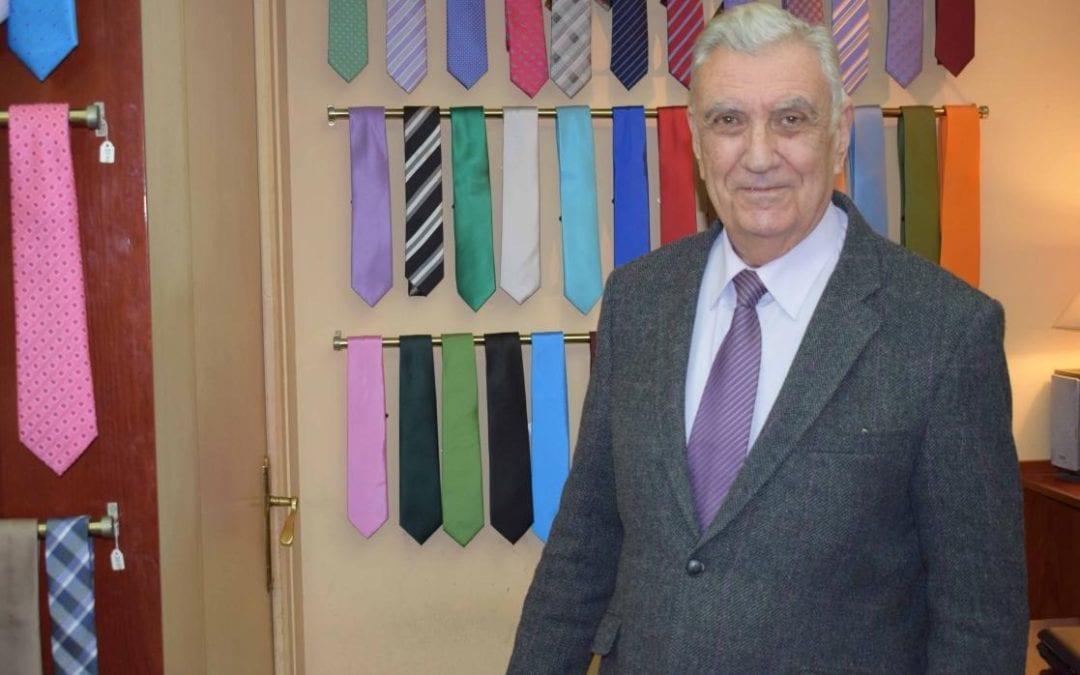 """🔊 Ricardo Ferrer: """"Sense cap mena de dubte tornaria a obrir una corbateria"""""""