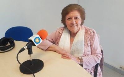 """La conductora del """"Rotllana màgica"""", Teresa Vives, sardanista de l'any segons la federació d'aplecs del Camp i l'Ebre"""