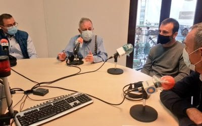 "📽🔊 ""La cua de palla"" amb Joan Vilella, Enric Tricaz i Xavi Castro"