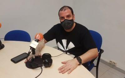 """? Juan Diego Sánchez: """"Estem agraïts perquè la gent està responent molt bé"""""""
