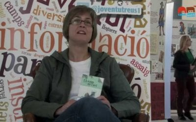 """🔊 """"Vols venir a la meva barca? 142"""": Cristina Garreta, directora de les Biblioteques Municipals de Reus"""
