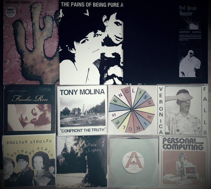 """🔊 """"Toc de Queda"""": 'Slumberland Records 01'"""