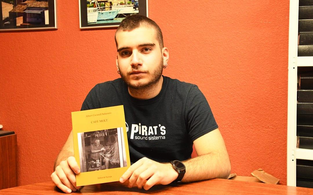 """🔊 Albert Cucurull: """"En aquest llibre explico experiències molt sensorials"""""""