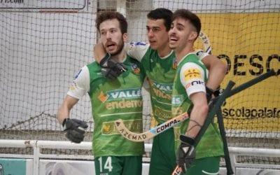 🔊 Xoc d'estics 48 – La Lliga Europea masculina es jugarà a Portugal i la femenina a Palau de Plegamans