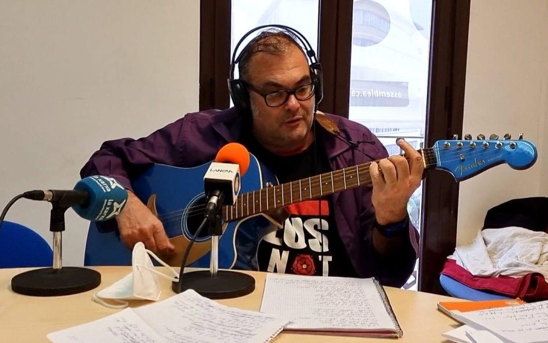 """🔊 Ariel Santamaria: """"Amb aquest disc he volgut fer un juantxisme més obert a tots els públics"""""""
