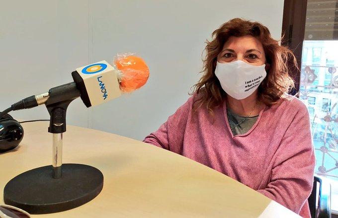 """🔊 Gisela Alcón: """"No estar renyit riure i lamentar tot el que està passant"""""""