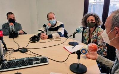 """📽🔊 """"La cua de palla"""" amb Xavier Alagarda, Anna Tarragó i Xavier Angelergues"""