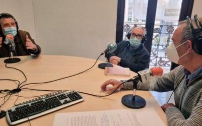 """📽🔊 """"La cua de palla"""" amb Josep Gil i Ribas, Josep Cruset i Ferran Sugranyes"""