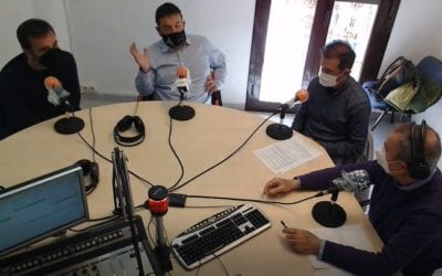 "📽🔊 ""La cua de palla"" amb Xavier Castro, Xavier Roig i Jordi Garcia"