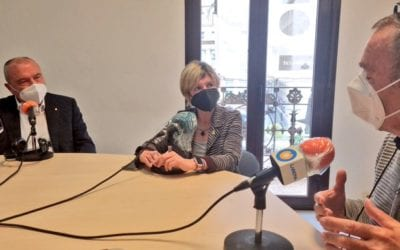 """📽🔊 """"La cua de palla"""" amb Carles Pellicer i Noemí Llauradó"""