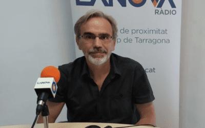 """? Eduard López Mercadé: """"La pandèmia va aturar les sol·licituds d'asil dels refugiats i ha provocat nous problemes"""""""