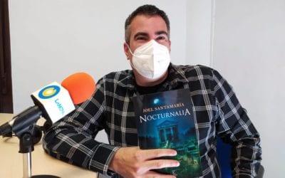 """? Joel Santamaria: """"Volia reflectir creences i supersticions de l'època romana en una novel·la d'història i ficció"""""""