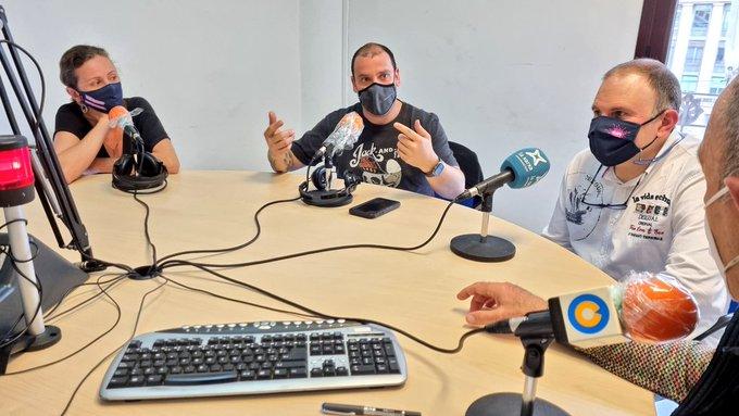 """📽🔊 """"La cua de palla"""" amb Bénédicte Ronco, Juan Diego i Víctor Perales"""