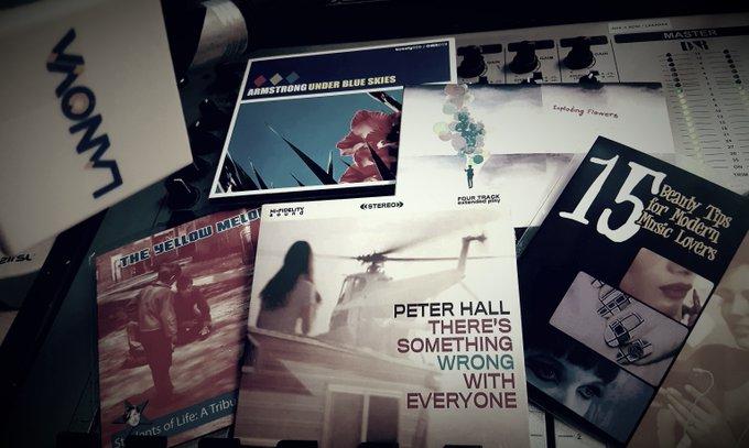"🔊 ""Toc de Queda"": 'The Beautiful Music Records'"