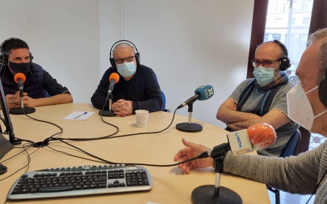 """📽🔊 """"La cua de palla"""" amb Gerard Gort, Marià Arbonès, Jordi Siré i Quico Domènech"""
