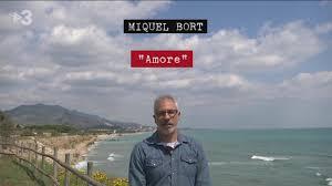 """🔊 """"Vols venir a la meva barca? 157"""": Miquel Bort """"Amore"""""""