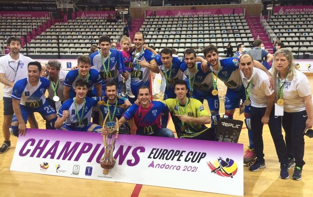 🔊 Xoc d'estics 59: Secció: Especial EuropeCup – Lleida tricampió