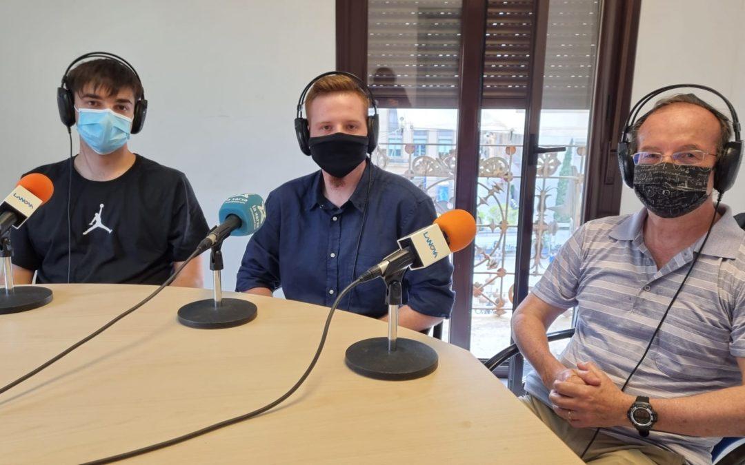 """📽🔊 Jordi Cuesta: """"El que aconseguim automatitzant el reg és no malbaratar l'aigua"""""""