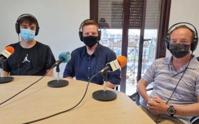 """🔊🎥   Jordi Cuesta: """"El que aconseguim automatitzant el reg és no malbaratar l'aigua"""""""
