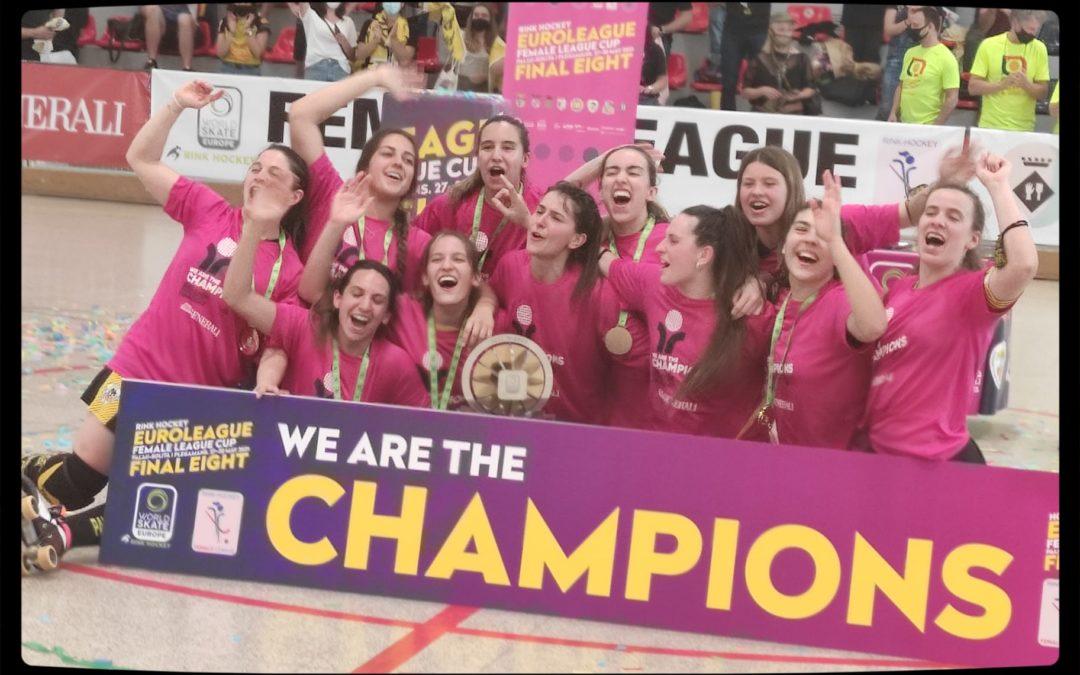 🔊 Xoc d'estics 56: Secció: Especial Copa d'Europa Femenina