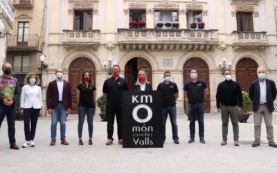 🔊🎥  Tornen els castells a Valls per Sant Joan