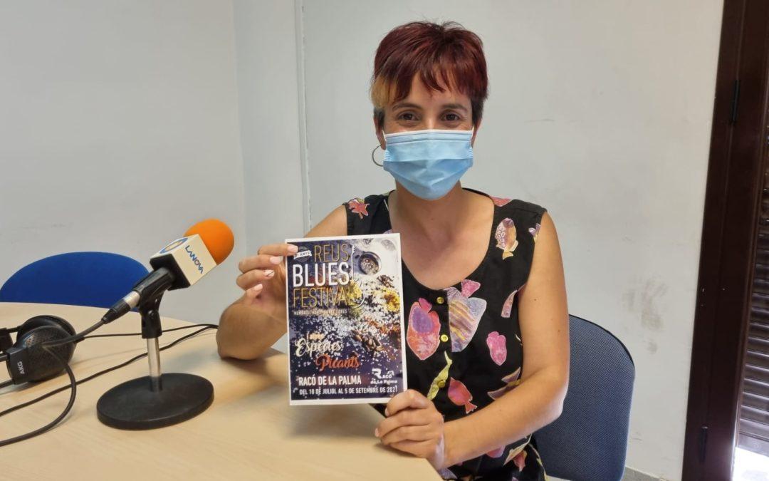 """📽🔊 """"Hem fusionat el Reus Blues i els concerts d'estiu per poder fer el festival"""""""