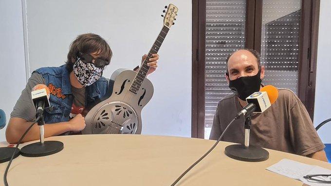 """🔊🎥 """"Chillout amb els nostres músics 2021. 02"""": 'El cantante del Greco'"""