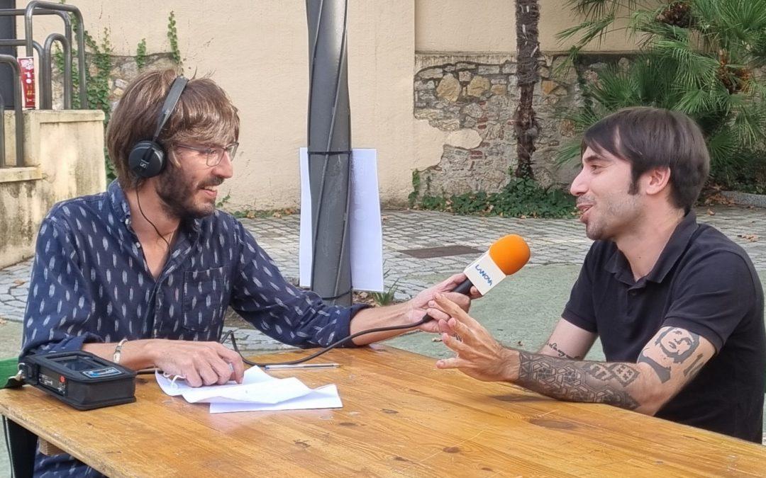 """🔊 Arnau Borràs: """"El Reggus s'ha convertit en el festival de reggae més antic de l'Estat i també d'Europa"""""""