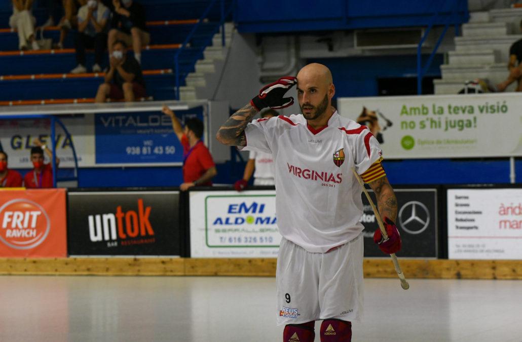 🔊 El Reus Deportiu Virginias, a les semifinals de la Lliga Catalana després de guanyar l'Igualada (1-0)