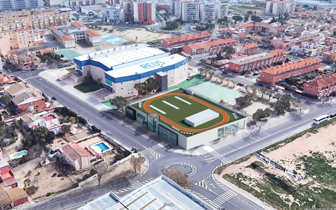 🔊 L'Ajuntament aprova la licitació del nou Centre Aquàtic i de Fitness de Reus