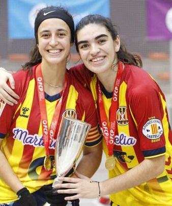 🔊 Xoc d'estics 65: Secció: Especial Final a 4 Lliga Catalana femenina