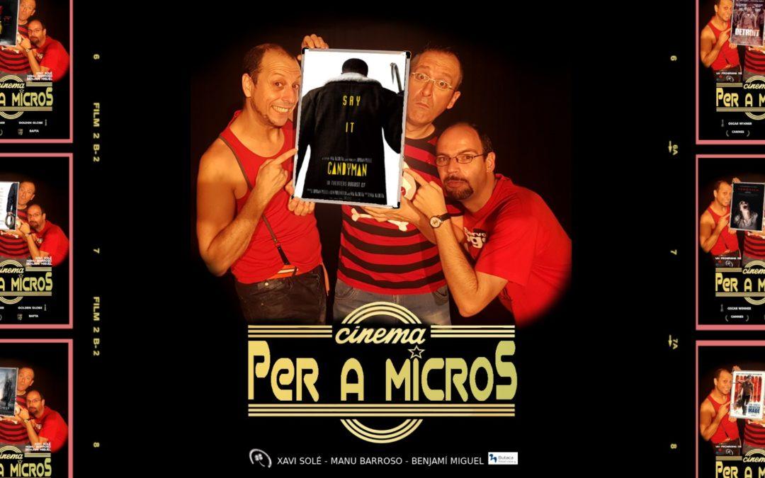 "🔊 ""Cinema per a micros. 02"" – ""Candyman"""