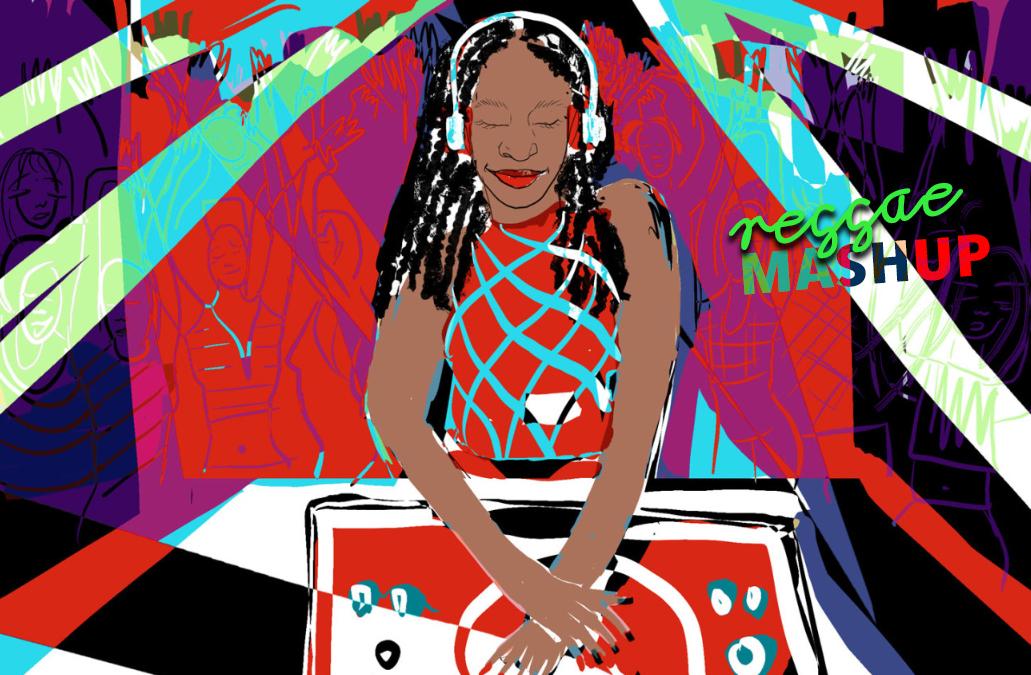 """🔊 Libre como el viento """"Reggae Mashup"""""""