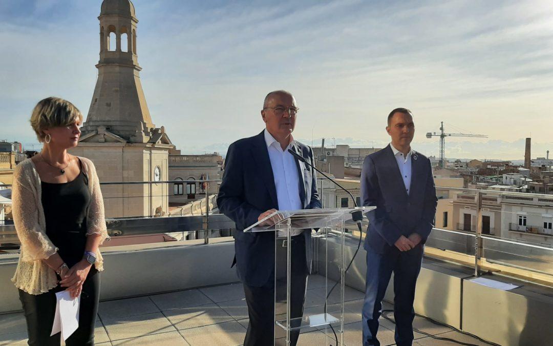 🔊 L'Ajuntament de Reus anuncia un pla d'inversions de 19,5 MEUR pel 2022